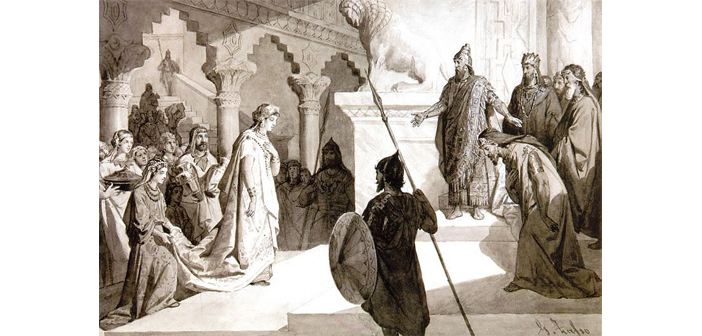 (Շարունակելի) Տիգրան Մեծն ու Աժդահակը