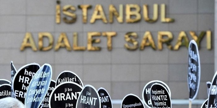 As part of Hrant Dink murder investigation, 5 people detained