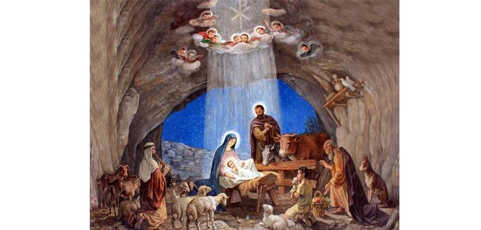 Տօն Սուրբ Ծննդեան եւ Մկրտութեան
