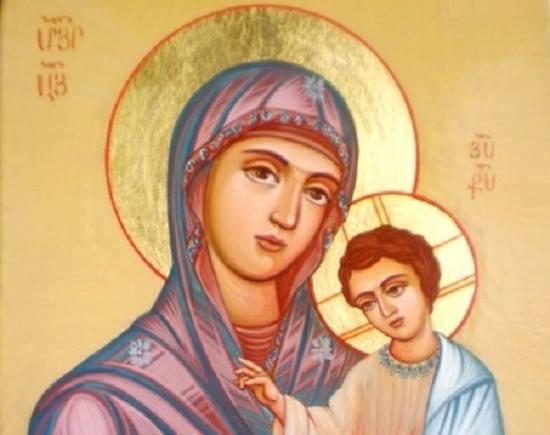 Աւանդազրոյցներ Մարիամ Աստուածամօր վերաբերեալ