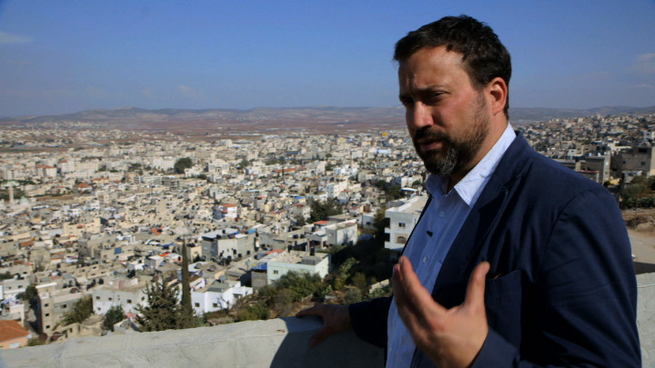 Eyal Weizman (Foto: Institute for Contemporary Art)