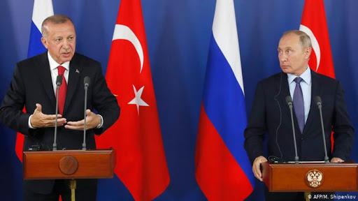 """Rusya Türkiye'ye 'Elini gördüm' dedi""""   Agos"""