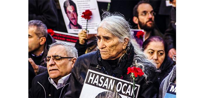 Emine Ocak'tan mektup: Biz vazgeçersek adalet hiçbir zaman sağlanmayacak