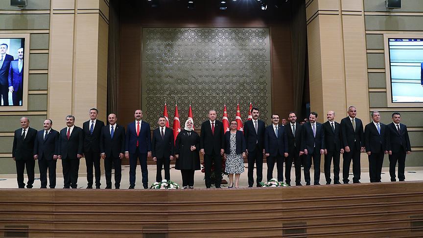 Kabine açıklandı, Genelkurmay Başkanı Milli Savunma Bakanı oldu