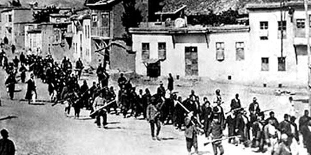 BM'den Türkiye'ye 1915 soruları