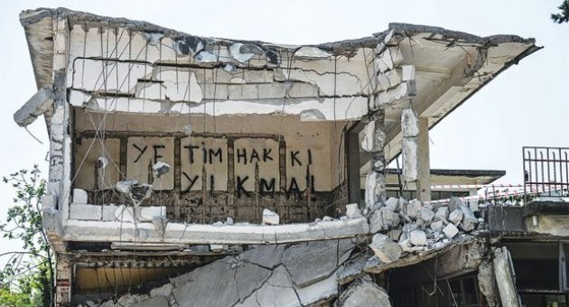 Kamp Armen arazisi için bir adım daha