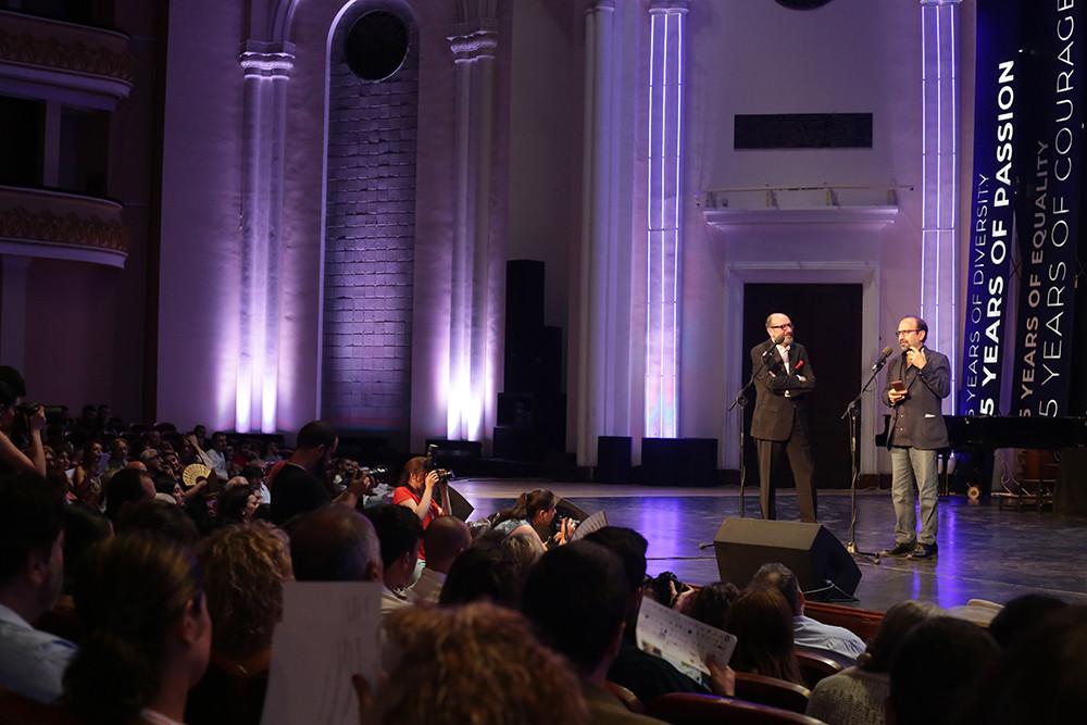 15. Altın Kayısı Film Festivali ödülleri dağıtıldı