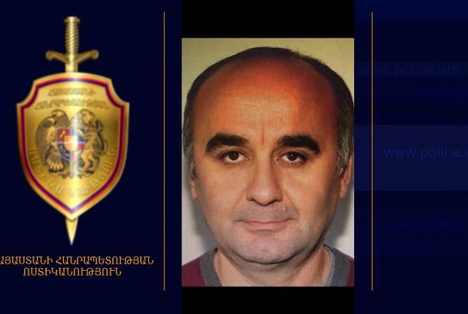 Kemal Öksüz Ermenistan'da tutuklandı
