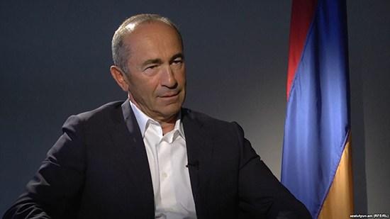 Ermenistan'da eski cumhurbaşkanları ve muhalefet harekete geçti