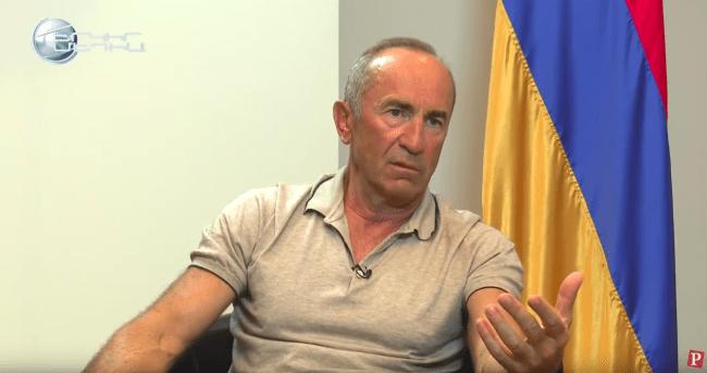 Koçaryan tutuklandı, Rusya homurdandı