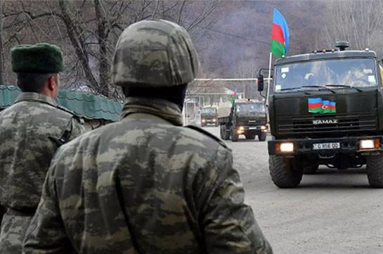 Laçin Azerbaycan kontrolüne  geçti.