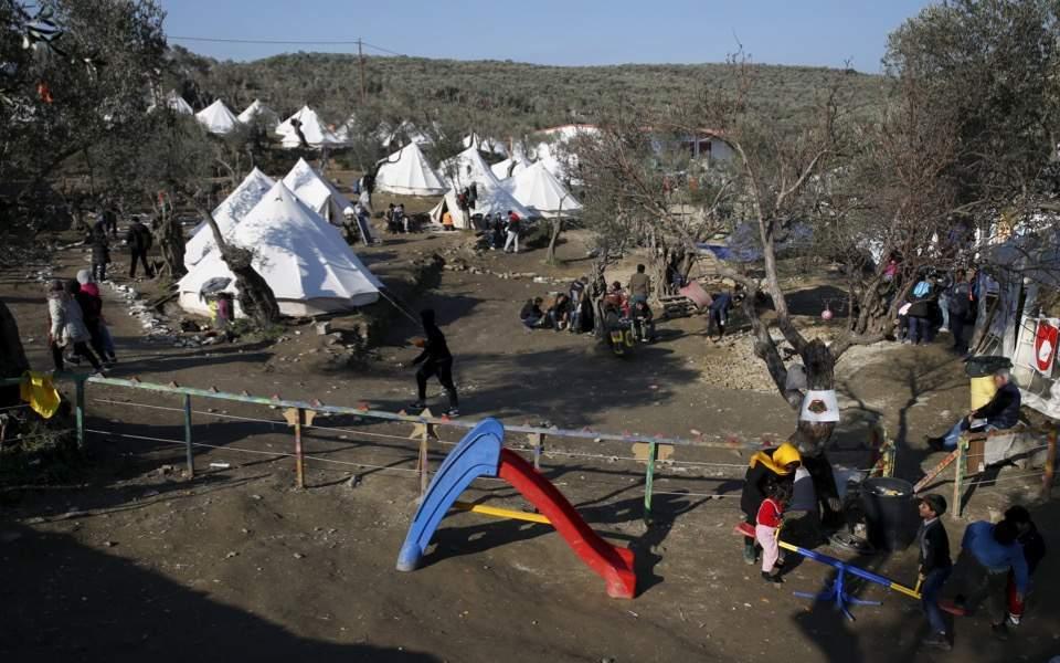 Midilli göçmen kampında cinsel istismar vakaları artıyor