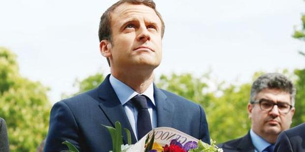 Macron'dan 1915 mesajı