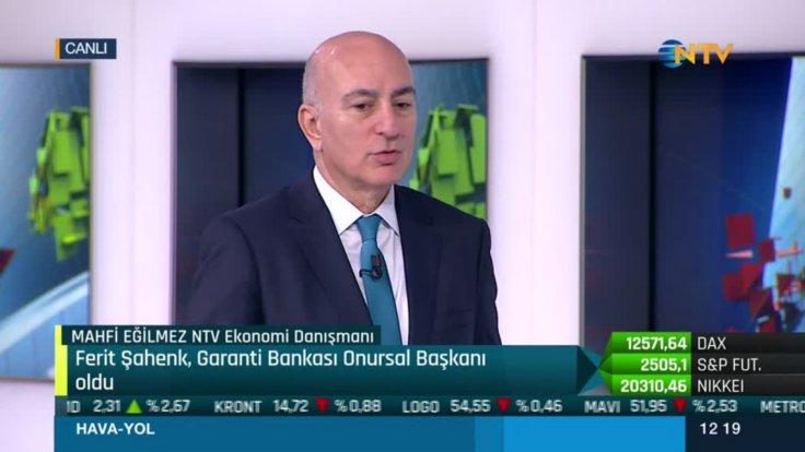Mahfi Eğillmez NTV'den ayrıldı