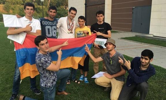 Հայաստան թուաբանական ողիմպիականը աւարտեց ութը մետալներով