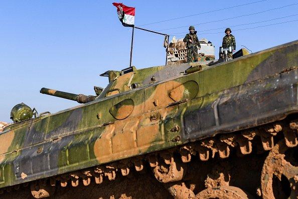 Rusya: Suriye ordusu Menbic'in tamamını ele geçirdi