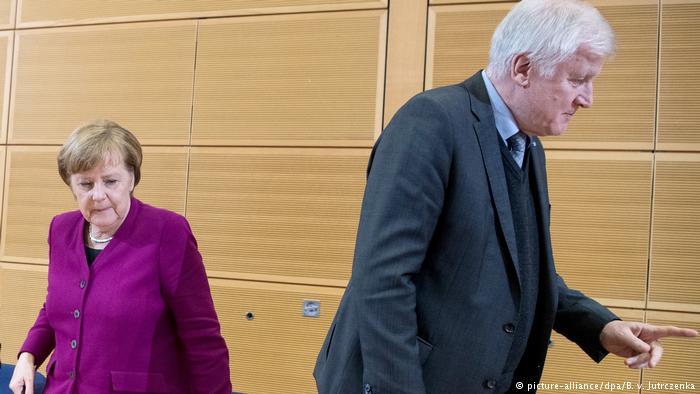 Almanya'da hükümet krizi