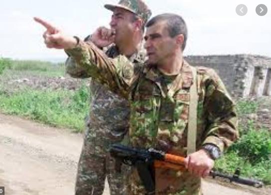 Արցախի Պաշտպանութեան Բանակի հրամանատար, Միքայէլ Արզումանեանի ուղերձը՝ տարեմուտի առթիւ