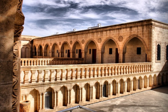 Diyanet wins the church lottery from Mardin