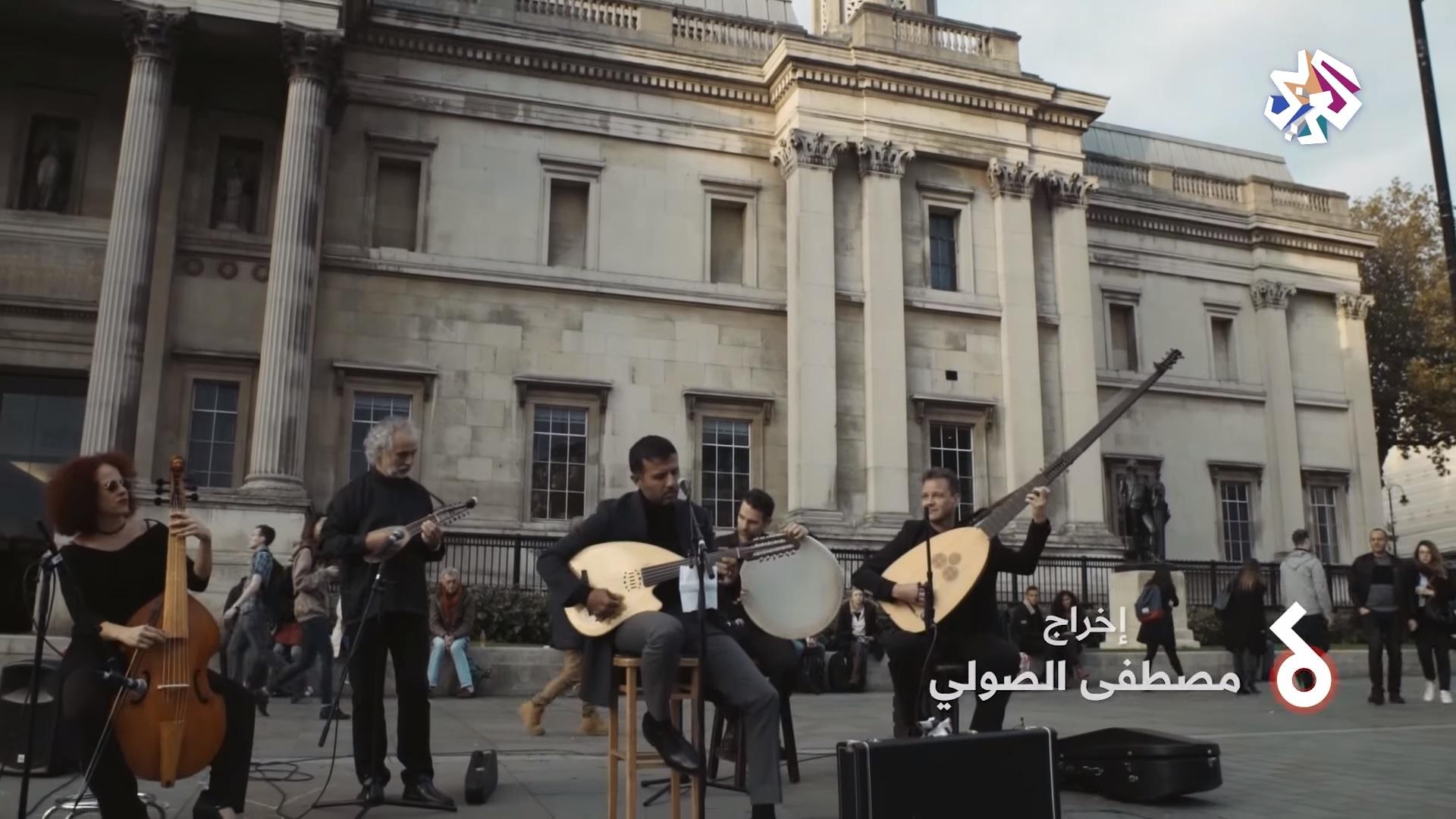 Ünlü Mısırlı müzisyen Namira'dan Trafalgar'da Sayat Nova performansı