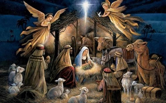 Քրիստոս Ծնաւ եւ Յայտնեցաւ, Ձեզի Մեզի Մեծ Աւետիս
