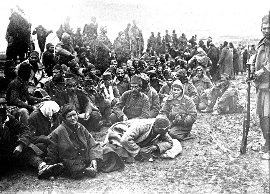 Balkan Savaşı'nın Esir Ermeni Askerleri (3)