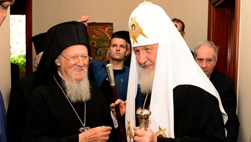 Rusya Ortodoks Kilisesi Ekümenik Patrikhane ile ilişkisini kesti