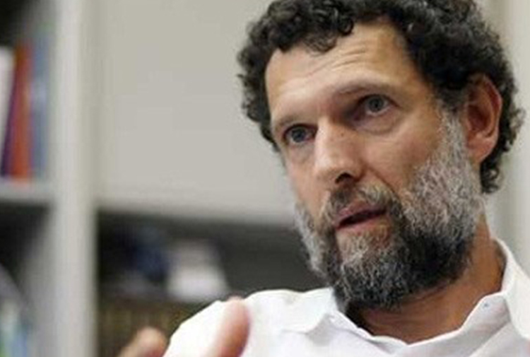 AİHM Osman Kavala'nın tutukluluğu için hak ihlali kararı verdi