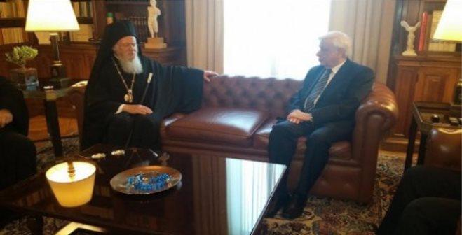 Patrik Bartholomeos Ruhban Okulu'nun açılması talebini yineledi