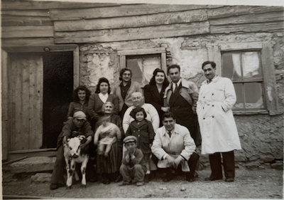 Pehlivanyan ailesi Çamlıca'da