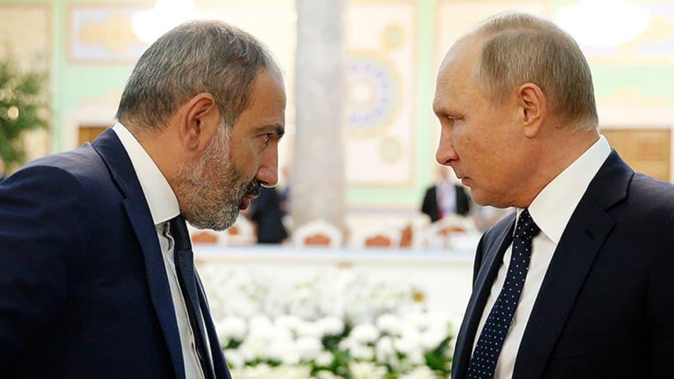Putin ve Paşinyan yarın Moskova'da biraraya geliyor   Agos