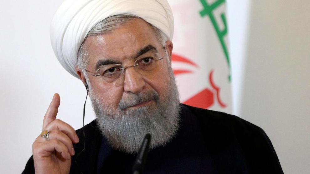 Ruhani'den açıklama: ABD yaptırımlarını kıracağız