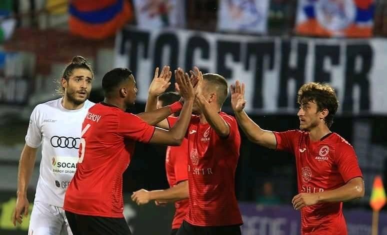 İlk kez bir Ermenistan takımı Avrupa Ligi için play-off oynayacak