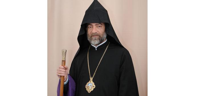 Başepiskopos Çulciyan yarın  toprağa veriliyor