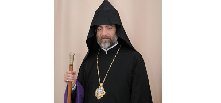 Başepiskopos Çulciyan: Destekçilerim 12 episkosoptan biri lehine oy kullanabilir