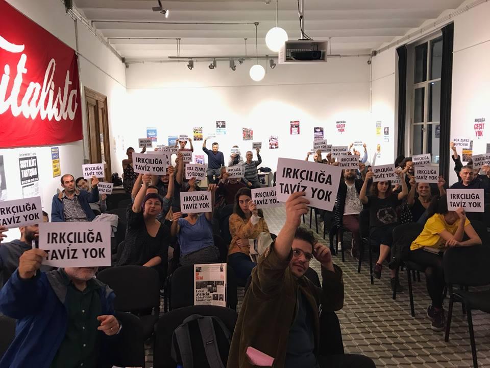 Sosyalist Tartışma İstanbul toplantıları başlıyor