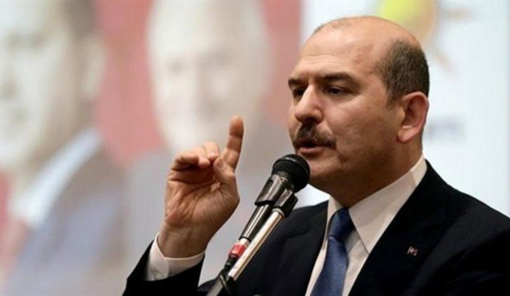Soylu'nun sözleri: HDP'den suç duyurusu, CHP'den istifa çağrısı