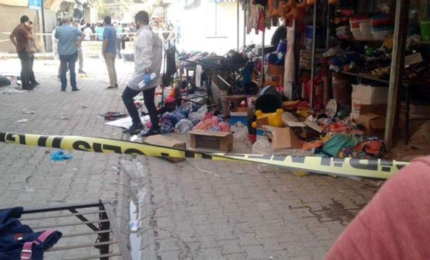 Suruç'ta seçim kavgası: 4 ölü