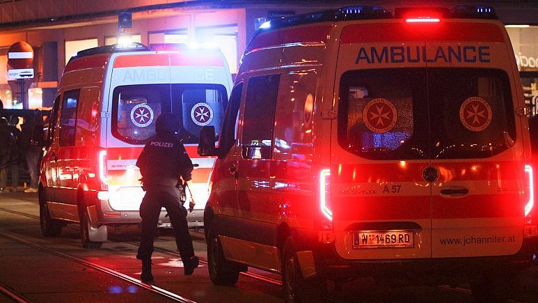 Viyana'da terör eylemi: 3 kişi öldü, 15 yaralı var