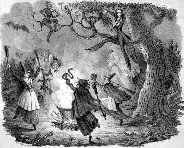 Հայոց աշխարհի կախարդներն ու վհուկները