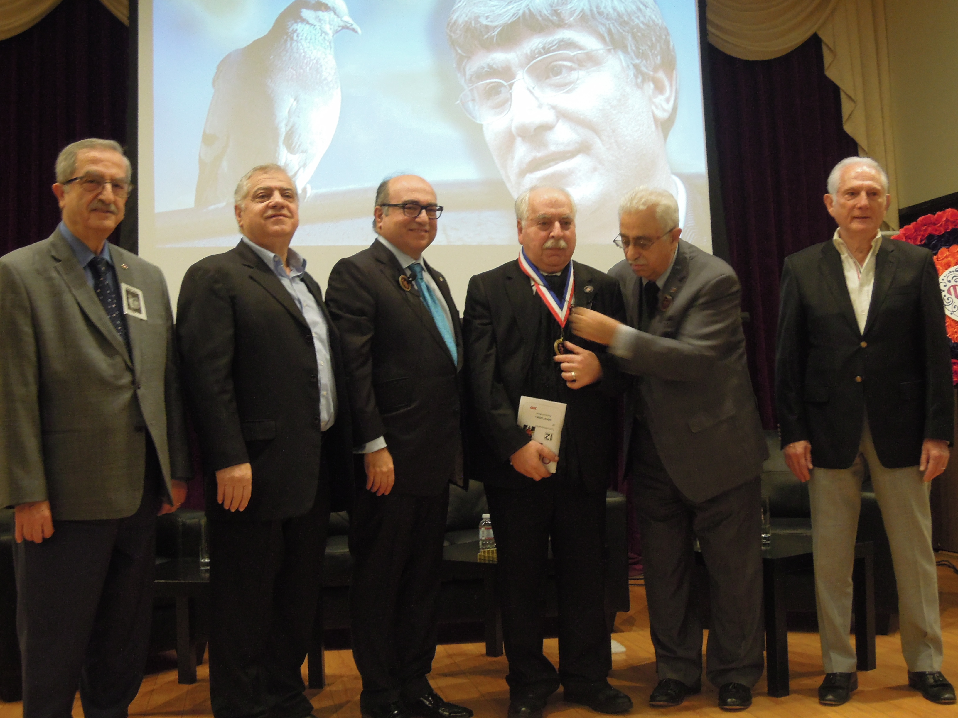 Los Angeles ve New Jersey'de Hrant Dink'i anmak