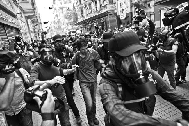 Gezi: A'dan Z'ye şiddet
