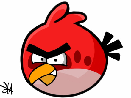 Uzaktan Angry Bird'e benzeyen kilise ilgi çekiyor