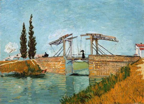 Vincent van Gogh'un ünlü resimleri