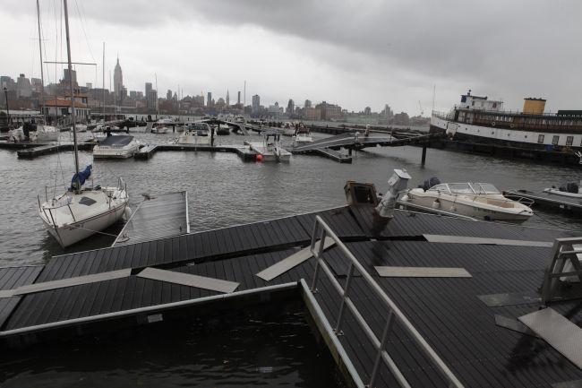 ABD'de Sandy kasırgasının yaralarını sarmaya çalışıyor