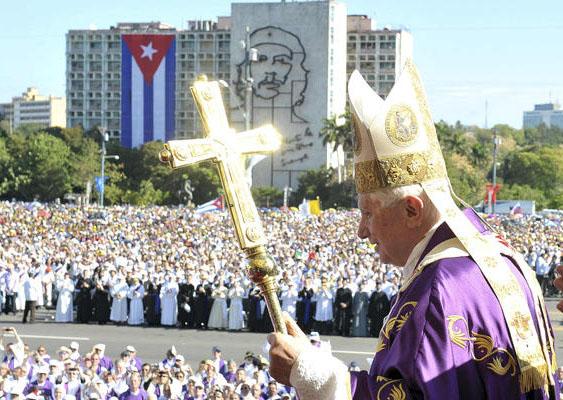Küba'da 55 yıl sonra ilk kilise