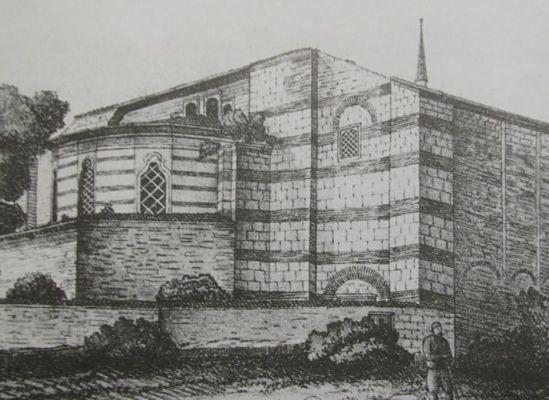 Bizans'ın en büyük manastırı camiye çevriliyor
