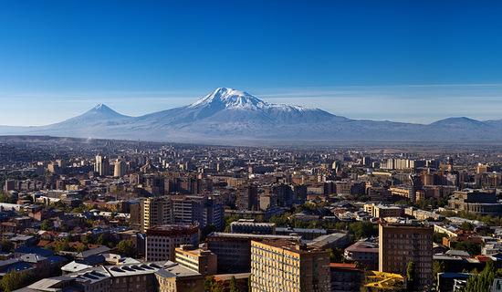 Kavuşulan ve kavuşturan şehir Yerevan