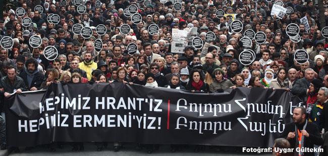 Hrant Dink davası marjinalize olan kesimleri birleştirdi