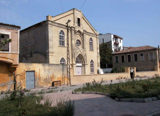 Bu kilise Çanakkale'ye yakışır